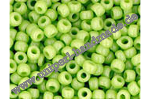 TR-11-0044 TOHO Seed Beads 11/0 (2,2 mm), Opaque Sour Apple