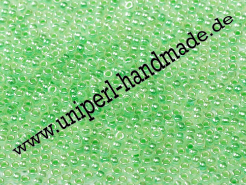 MR-11-0520 Miyuki Seed Beads 11/0 (2,0 mm), Ceylon Mint Green