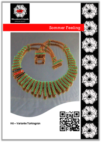 Summer Feeling - Collier, Kit
