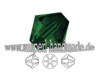 Swarovski Bicone 5328, 3 mm, Color Emerald