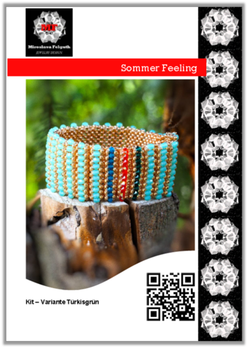 Summer Feeling - Bracelet, KIT