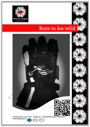 Born To Be Wild - Bracelet, Tutorial