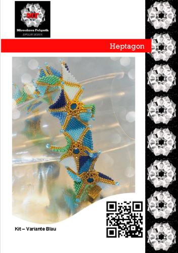 Heptagon, Armband, Kit