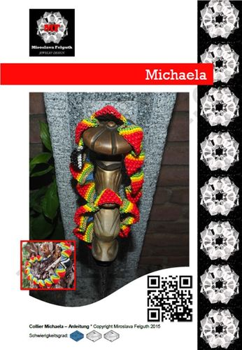 Michaela - Necklace, Tutorial