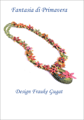 Fantasia di Primavera - Necklace, Tutorial