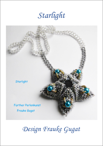 Starlight - Necklace, Tutorial