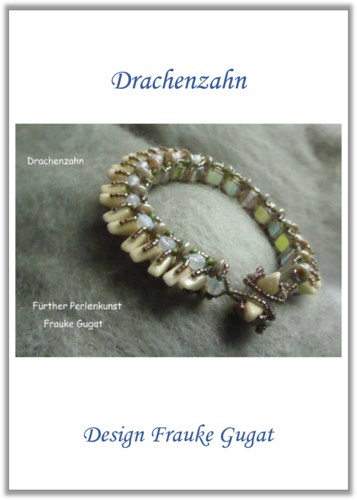 Dragon Tooth - Bracelet, Tutorial