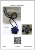 Moonflower - Necklace, Tutorial