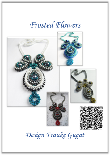 Frosted Flower - Necklace, Tutorial