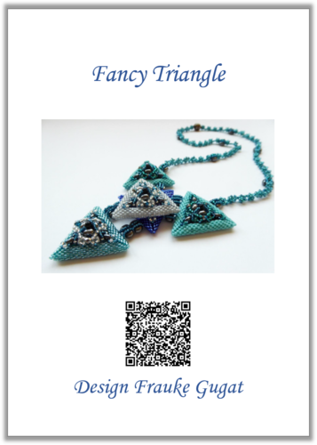 Fancy Triangle - Necklace, Tutorial