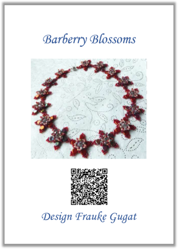 Barberry Blossoms - Necklace, Tutorial