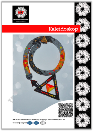 Kaleidoscope - Crochet Rope, Tutorial