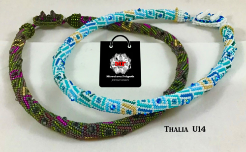 Thalia U14 - Kit, Necklace, Peytwist