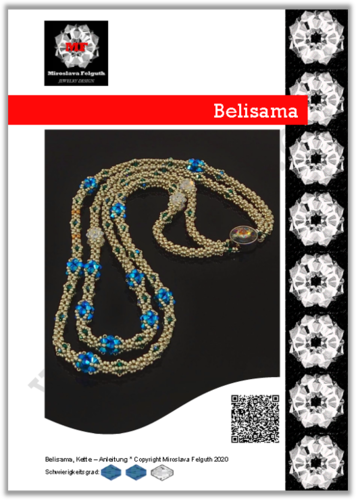 Belisama - Necklace, Tutorial