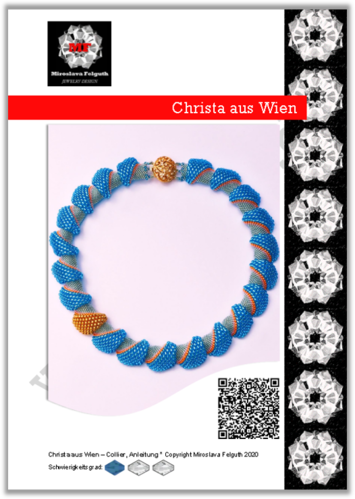 Christa from Vienna - Necklace, Tutorial