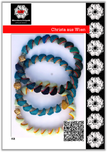 Christa from Vienna - Necklace, Kit